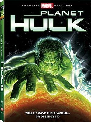 Planeta Hulk – DVDRIP LATINO