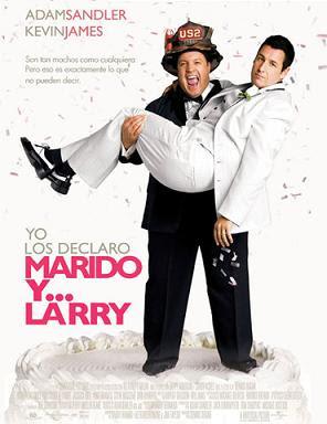 Yo los Declaro Marido y Larry latino, descargar Yo los Declaro Marido y Larry, ver online Yo los Declaro Marido y Larry