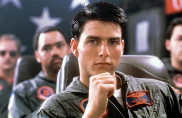 tom cruise top gun jacket. I saw Tom Cruise in the flesh!