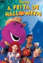 Filme Poster Barney: A Festa de Halloween DVDRip XviD Dublado