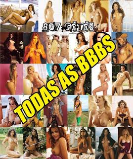 Playboy Lan A Edi O Especial De Panicats Fotos R Famosos E Tv