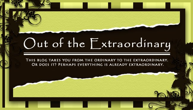 Out of the Extraordinary