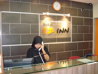 Di Hotel Ezi Inn Kami Mengalu Alukan Kedatangan Anda