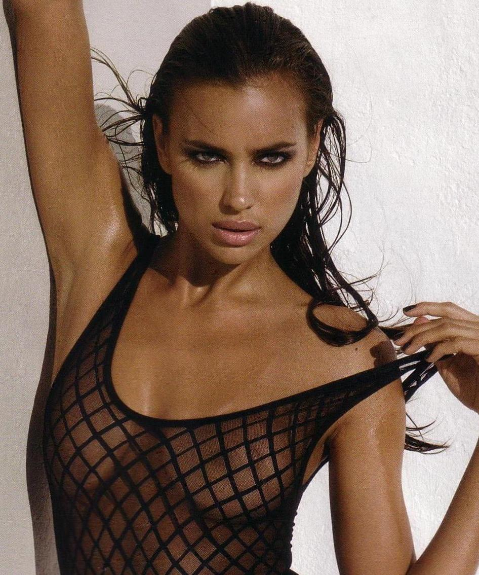 irina shayk nipple slip nude ... Maternity Modeling