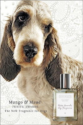 Perfume for dogs