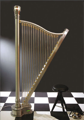 Harp-Shaped Radiator