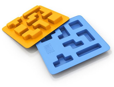 Tetris Ice Trays
