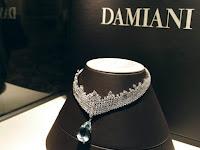 Damiani's jewellery