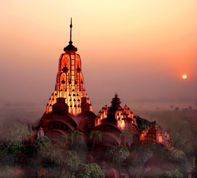 Sri Mayapur Vedic Temple