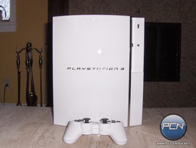 White PS3