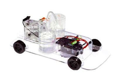 DIY Fuel Cell Car and Experiment Kit