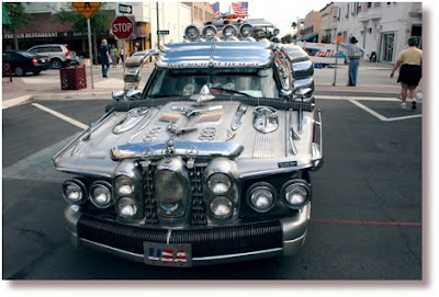 Car Art Parade
