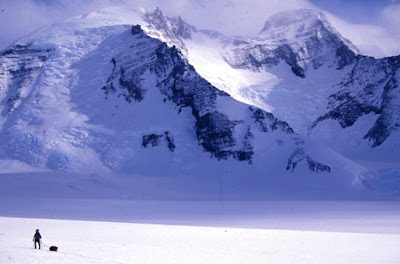 Vinson Massif Mountain