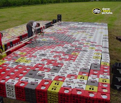Beer Mosaic