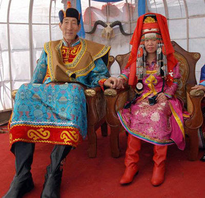 World's Tallest Man Holds Formal Wedding Ceremony