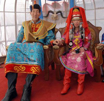 World's Tallest Man Holds Formal Wedding Ceremony