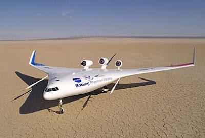 Experimental jet