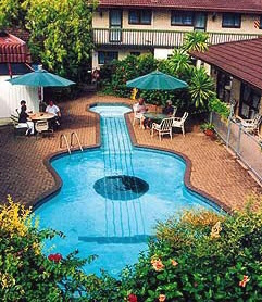 swimming pools shape