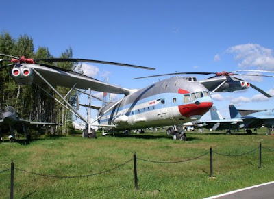 World's largest helicopter