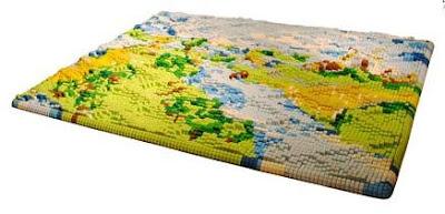Landscape carpet