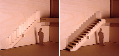 Genial Foldable Stairs
