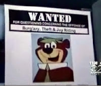 Wanted: Yogi Bear