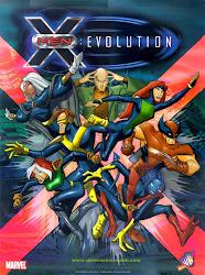 X-MEN EVOLUCIÓN