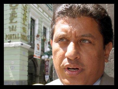 Carlos Meza, el virtual líder del PRI municipal