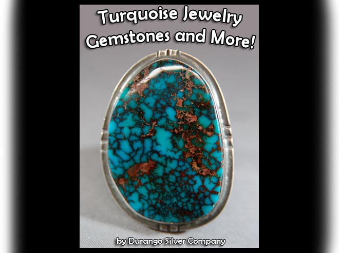 Turquoise Jewelry, Gemstones and More!