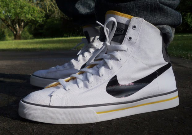 LIVESTRONG x Nike Sweet Classic High Sample
