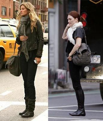Dolores Fancy: Ellas eligen... YSL Besace Bag