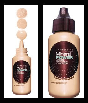 maquillaje mineral maybelline