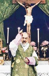 Bendición de Padre Pío
