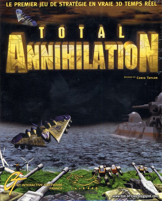 Total Annihilation (1997)ISO ENG