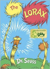 Read The Lorax for Earth Day!