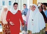 Ketua Dewan Muslimat PAS Pusat, Ust Nuridah Salleh