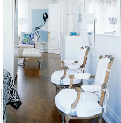 Lyst, lett, eklektisk, moderne og eksklusivt!