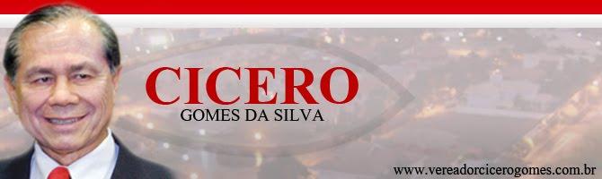 VEREADOR CICERO GOMES DA SILVA