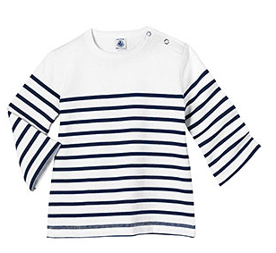 French sailor shirts lessons in cute for Striped french sailor shirt