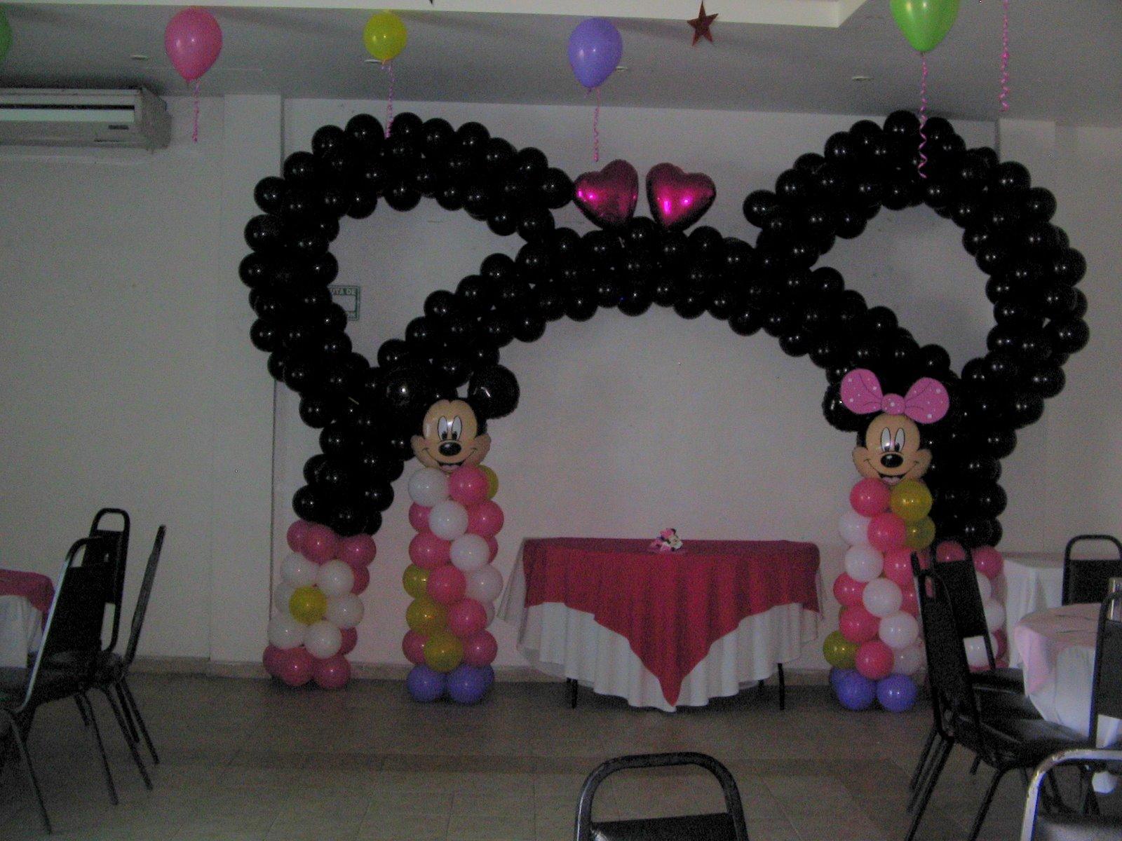 Salon Pingos Fiesta Minie Mouse