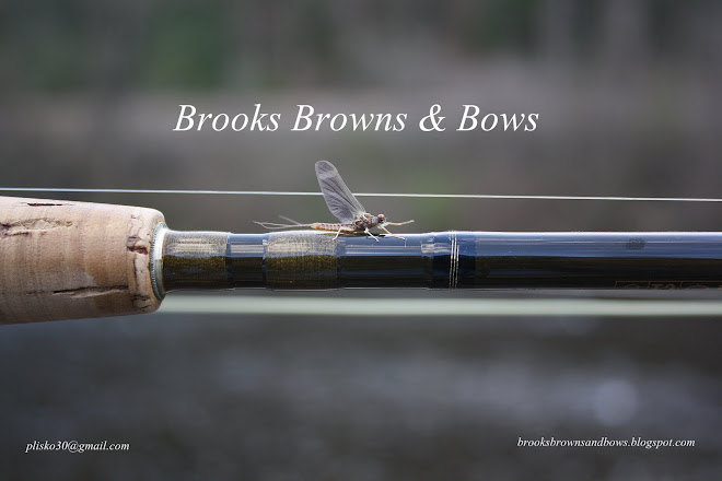 Brooks, Browns, &amp; Bows