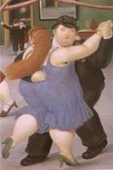 Tango de Botero