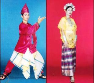 pakaian tradisional kaum bugis makassar pakaian tradisional bagi kaum