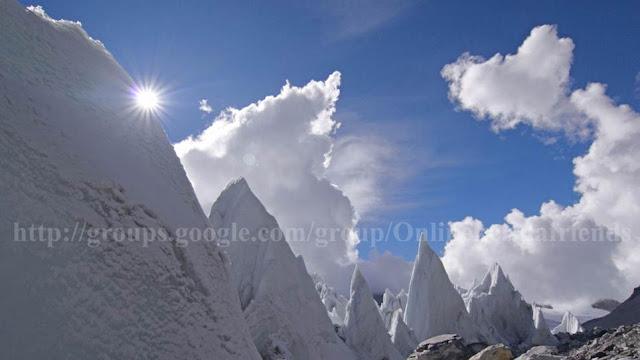 Himalayan Peaks, Tibet