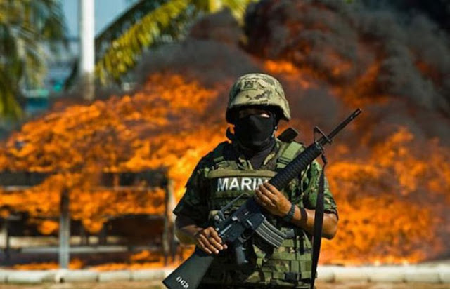 Home of a Colombian Drug Dealer