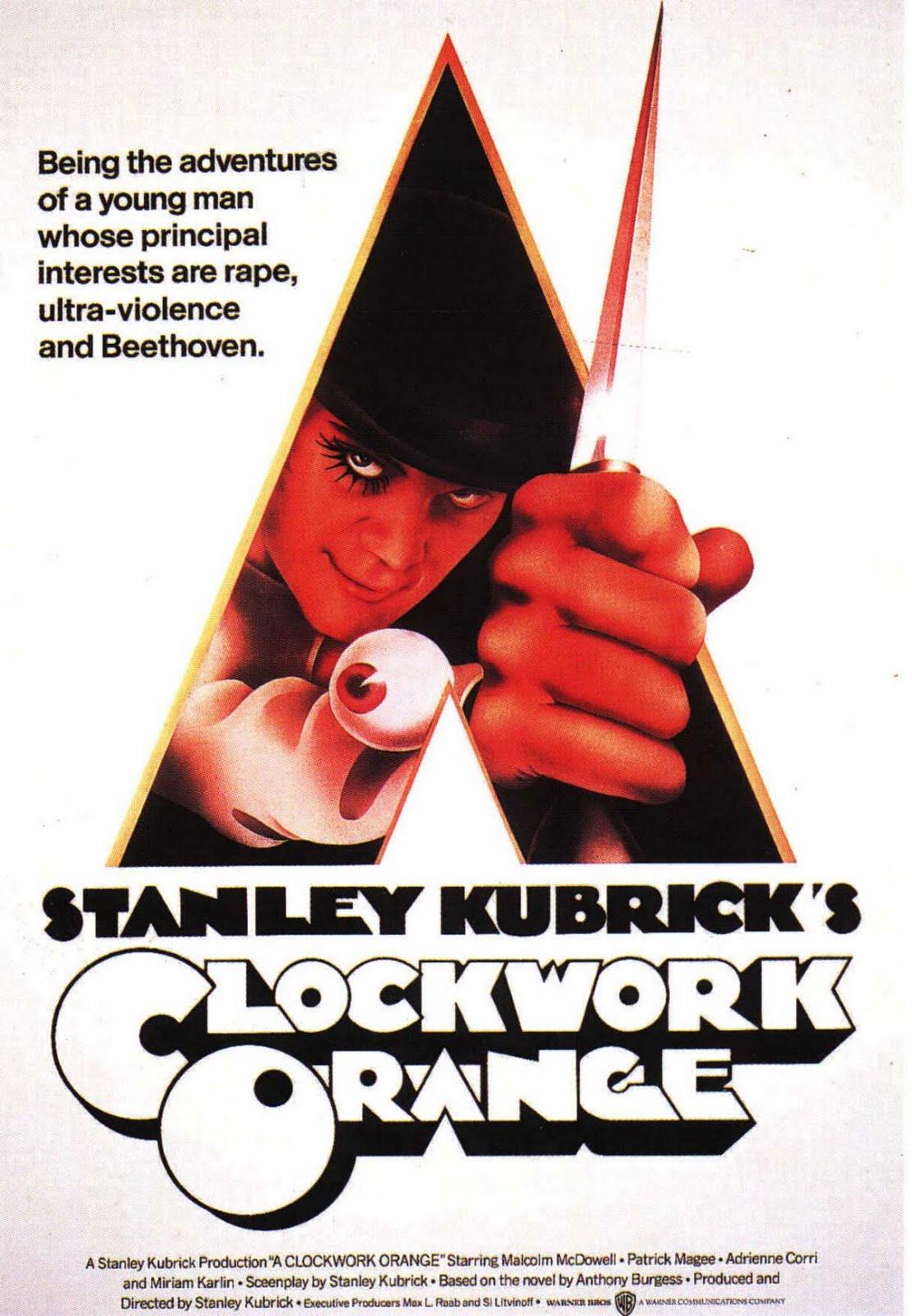 DOWNLOAD FREE MP4 MOVIES: Clockwork Orange