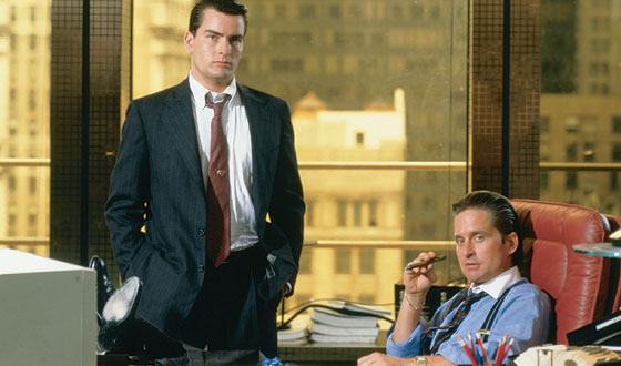 Wall Street 1987 Movie