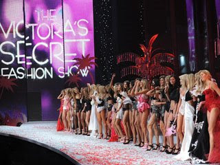 Victoria's secret fashion show 2008 photogalley