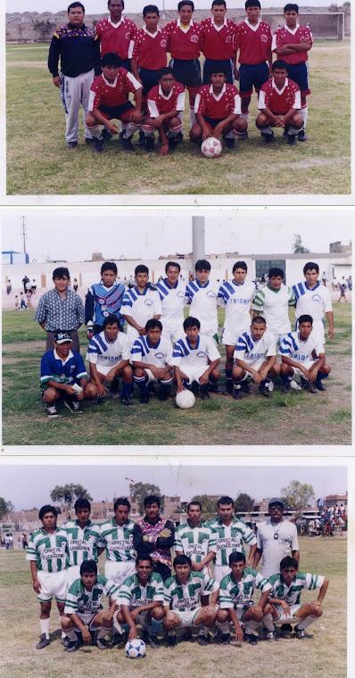 Futbol en Huaccana