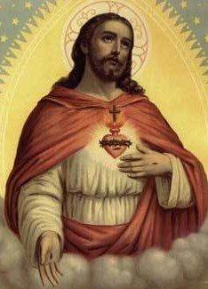 El Sagrado Corazón de Jesús